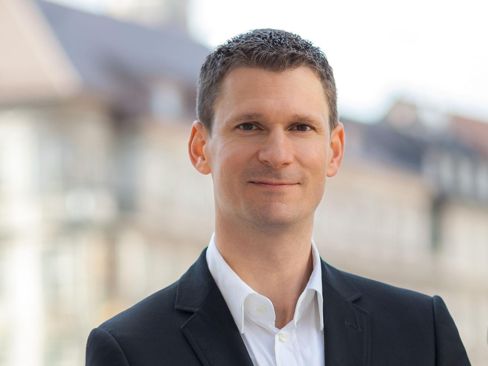 Porträt Rechtsanwalt Markus Pohle aus München